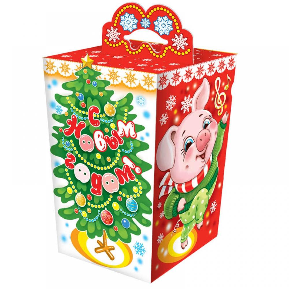 Картинка упаковка на новый год