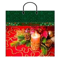 Пакет НГ Новогоднее убранство 38х35,90 мкм
