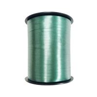 Лента подарочная зеленая,  5мм/500м
