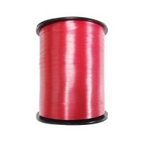 Лента подарочная красная,  5мм/500м