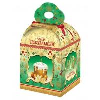 """Коробка подарочная """"Пасхальный бант"""" для кулича, 750-800 гр"""