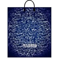 "Подарочный пакет ""Мадрид""  400х440 мм, 100 мкм"