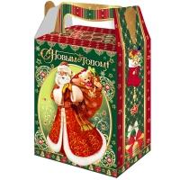 """Подарочная упаковка """"Мешок подарков"""", 1000 гр"""