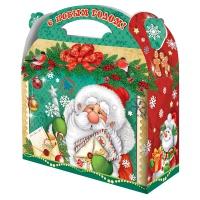 "Подарочная упаковка  ""Ретро 1.5"", 1500 гр"