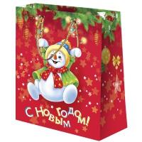 """Пакет подарочный """"Микс Новый год №3"""" M"""
