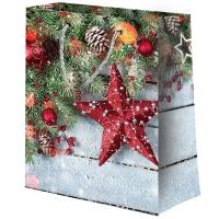 """Пакет подарочный """"Микс Новый год №1"""" L"""