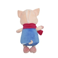 Мягкая игрушка-брелок Хрюша, 14 см