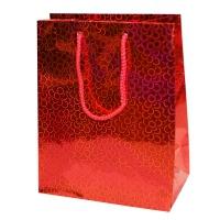 """Пакет подарочный """"Голография"""" XL"""