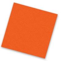 """Салфетки бумажные 1сл., 24х24 """"БигПак"""" оранжевые, 400шт."""