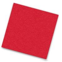 """Салфетки бумажные 1сл., 24х24 """"БигПак"""" красные, 400шт."""