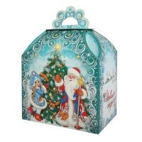 "Подарочная упаковка ""Морозко 1.0"", 1000 гр"