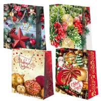 """Пакет подарочный """"Микс Новый год №4"""" SM"""