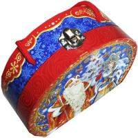 """Подарочные коробки 2 в 1 """"НГ Кейс"""", 600/1100 гр, картонная новогодняя упаковка."""