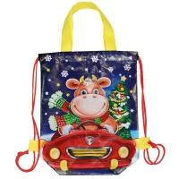 """Детский рюкзачок """"СИМВОЛ"""", 1500 гр, новогодняя упаковка 2021 год быка"""