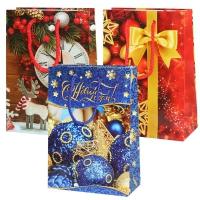 """Пакет подарочный """"Микс Новый год №2"""" SM"""