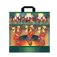 Пакет новогодний Событие 44х44, 70 мкм