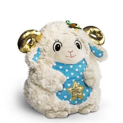 """Мягкая игрушка для конфет """"Звездочка"""", текстильная подарочная упаковка для детских подарков"""