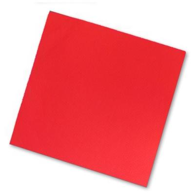 Салфетки бумажные 2сл., 33x33, Bouquet Красные, 20шт.
