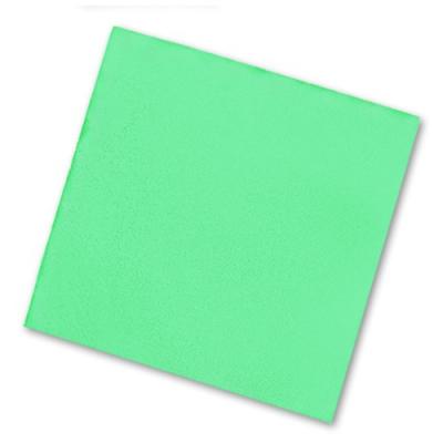 Салфетки бумажные 2сл., 33х33, Bouquet Салатовые, 20шт.