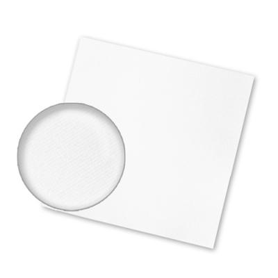 Салфетки бумажные 2сл., 33x33, Bouquet Белые, 20шт.