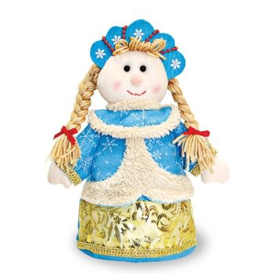 Фигурка-конфетница «Внучка» 1200 гр, новогодняя упаковка для подарков, конфет