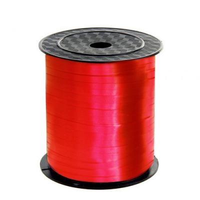 Подарочная лента Красная, 5мм/500м