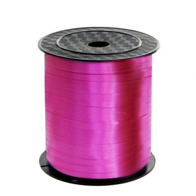Подарочная лента Розовая, 5мм/250м