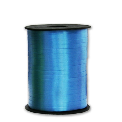 Подарочная лента Синяя, 5мм/500м
