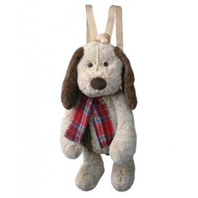 "Детский рюкзак ""Браун"" в виде собаки"