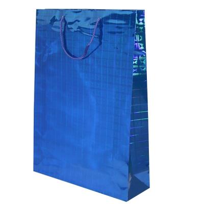 """Пакет подарочный """"Голография"""", XL"""