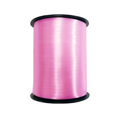 Лента подарочная розовая 5мм/500м