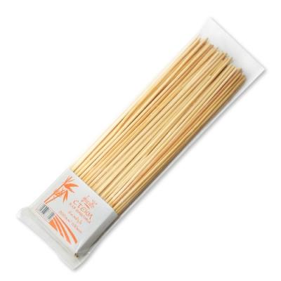 Стеки для шашлыка бамбуковые 250мм, 100шт.