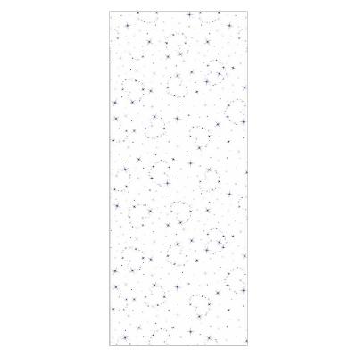 """Пакет ПП с боковыми фальцами """"Млечный путь"""", 62х130 см, 60 мкм"""