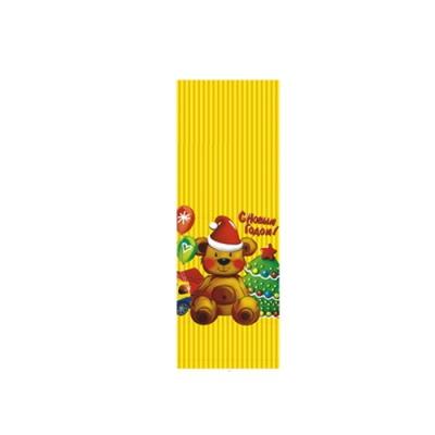"""Пакет ПП с центральным швом """"История игрушек"""",160х420 мм, 60 мкм, подарочный нвоогодний пакет"""