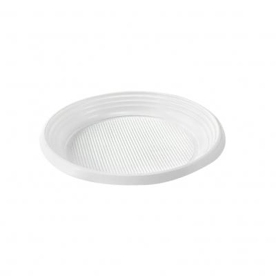 Тарелка одноразовая, 170 мм