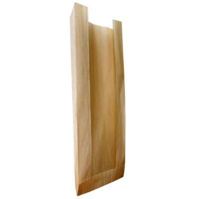 Пакет бумажный с окном, 90(50)х40х400
