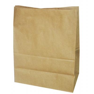 Пакет бумажный крафт без ручек, 320х180х370