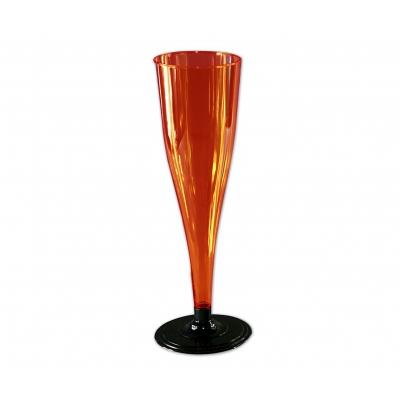 Фужер для шампанского 170 мл, красный
