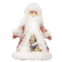 Игрушка-конфетница Дед Мороз, 35 см