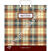 """Пакет """"Шотландка"""", 40х42, 90 мкм"""