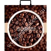"""Пакет """"Кофе"""", 40х42, 90 мкм"""