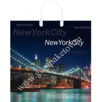 """Пакет """"Нью-Йорк"""", 40х40, 90 мкм"""