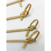 """Пики бамбуковые для канапе """"Узелок"""", 9 см"""