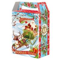 """Новогодняя упаковка """"Олень"""", 1000 гр"""