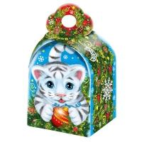 """Подарочная упаковка """"Белый тигренок"""", 1500 г"""