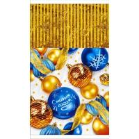 "Пакет ПП металлизированный ""Подарки зимы"", 200х350 мм, 35 мкм"