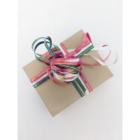 Набор подарочных лент 5мм х 10м, микс перламутр