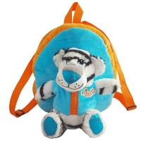 Рюкзак тигр ФИЕСТА с игрушкой, 2000 гр